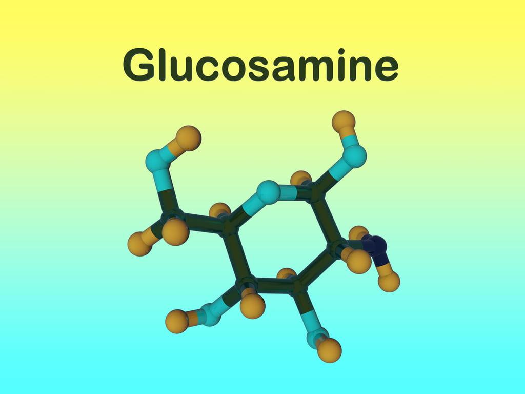 Glucosamine bij paarden