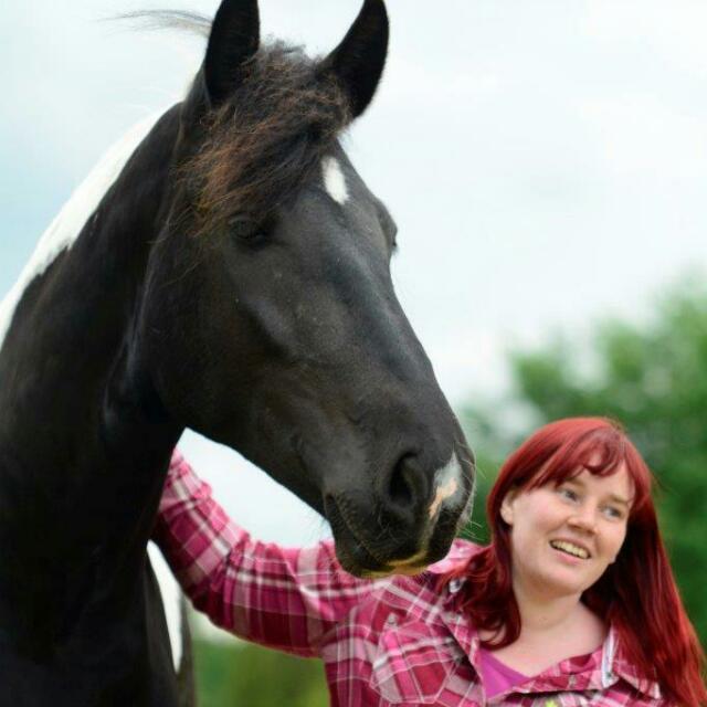 Marjolijn HELTIE horse